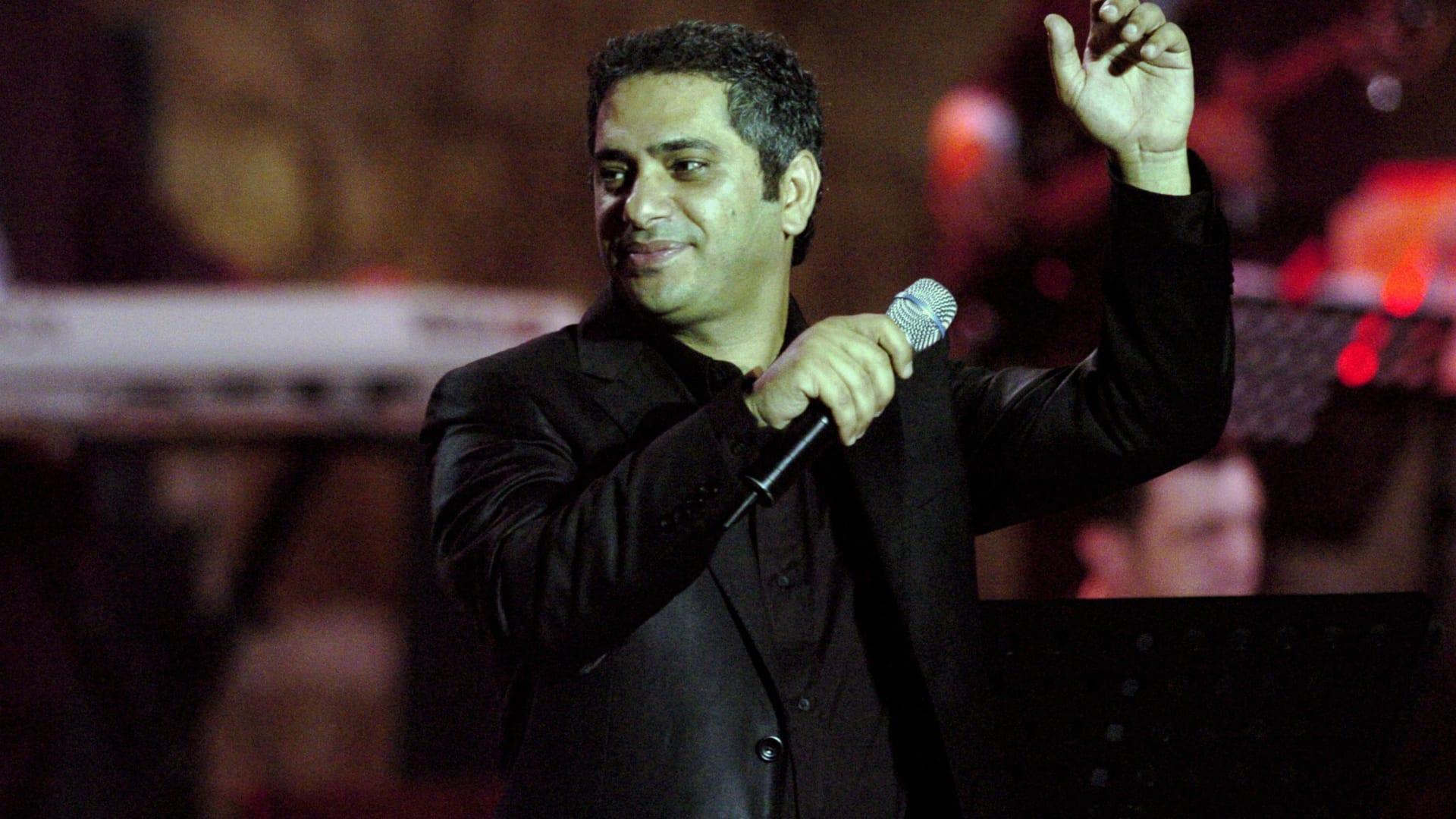 """""""قوس"""" و""""سهم"""" يعيدان فضل شاكر للأغنية الخليجية"""