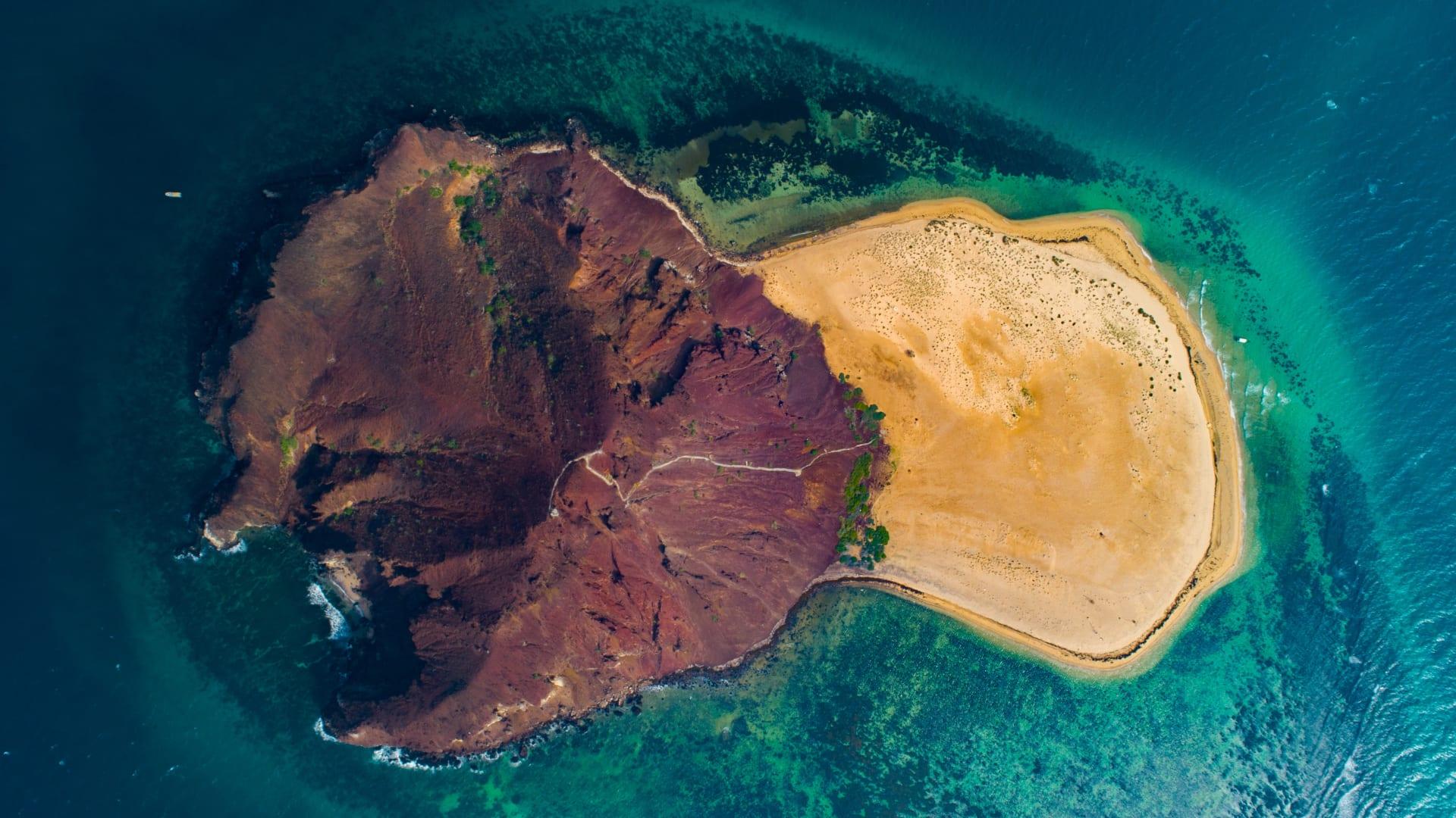 جزيرة كدمبل في السعودية