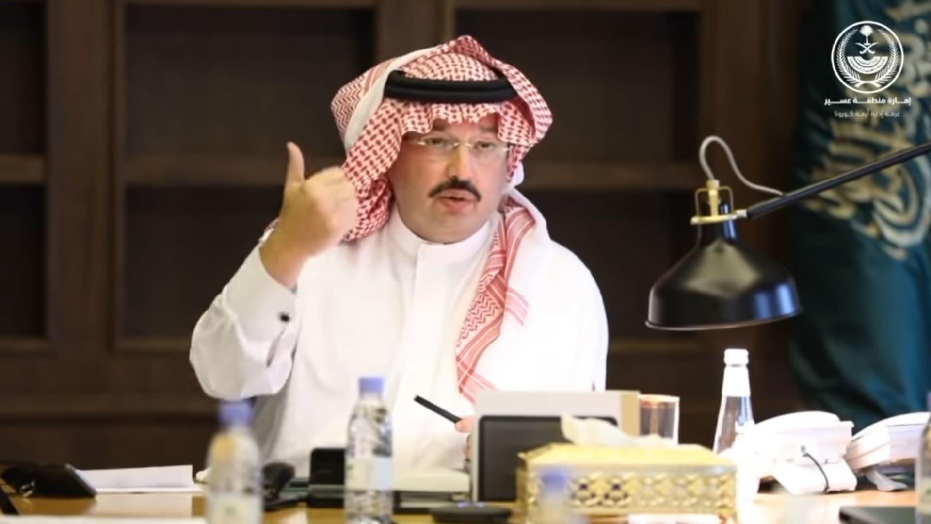 صورة أرشيفية لأمير عسير، الأمير تركي بن طلال