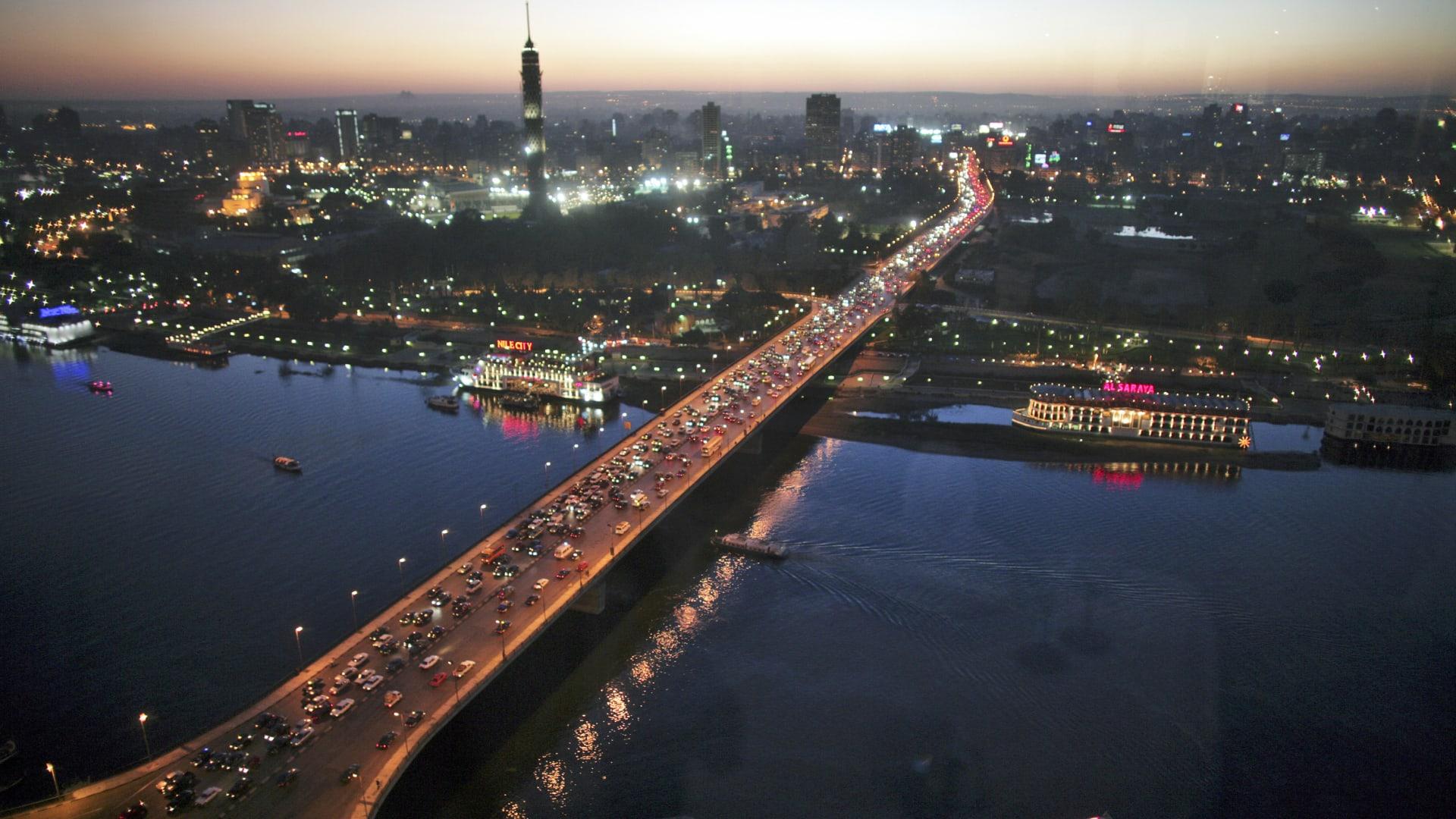 صورة أرشيفية من العاصمة المصرية، القاهرة