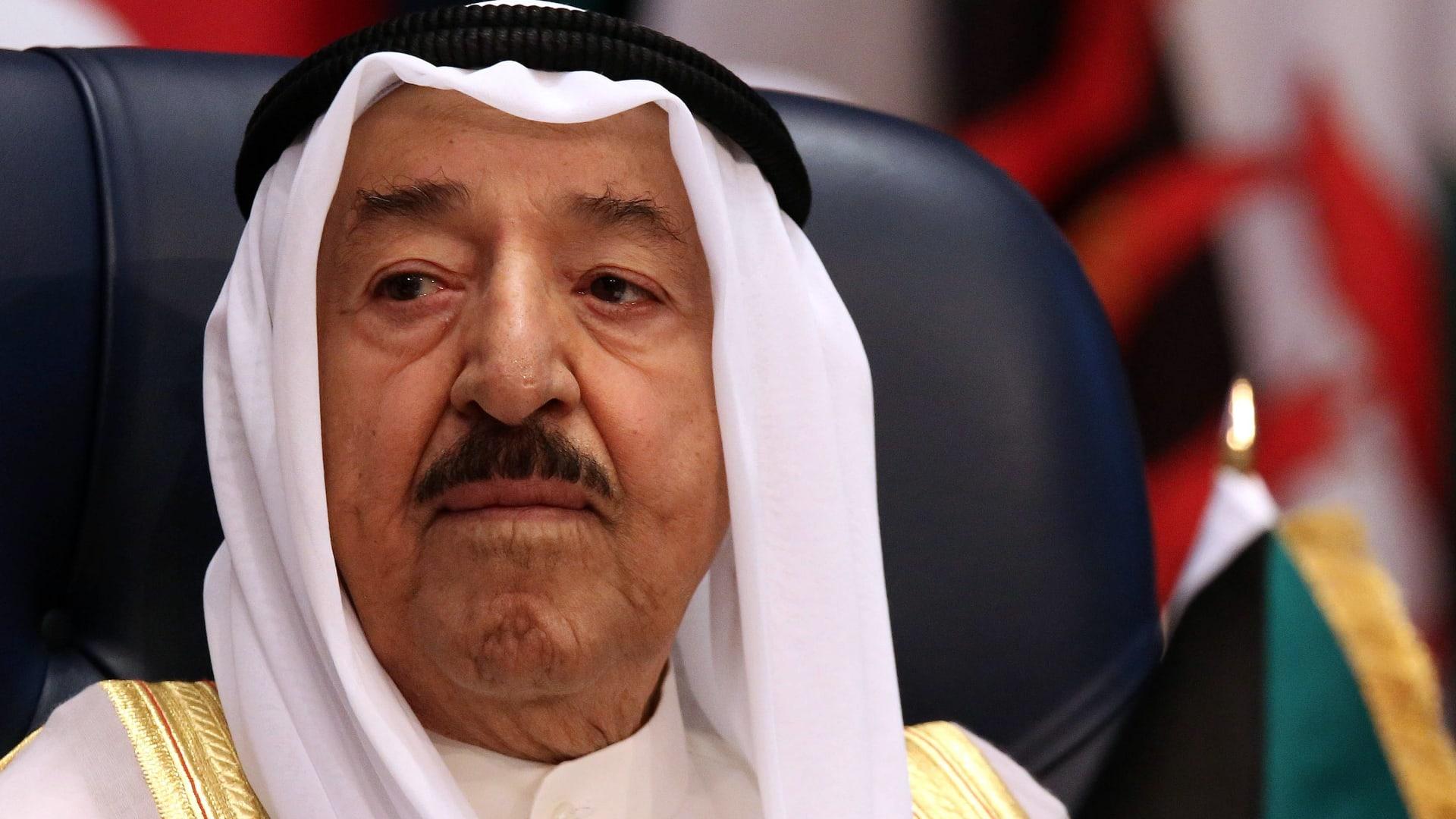"""بعد أزمة """"تسريبات خيمة القذافي"""".. الديوان الأميري الكويتي: ما قاله """"الدويلة"""" غير صحيح"""