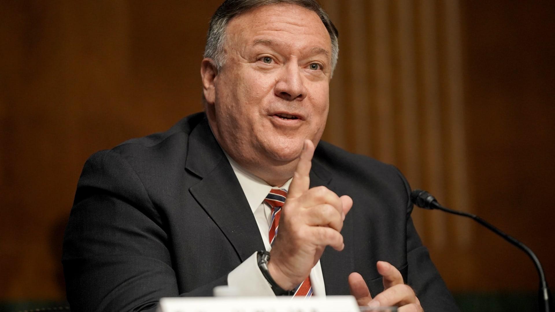 أمريكا: توسيع نطاق العقوبات على إيران لتطال قطاعي المعادن والبناء