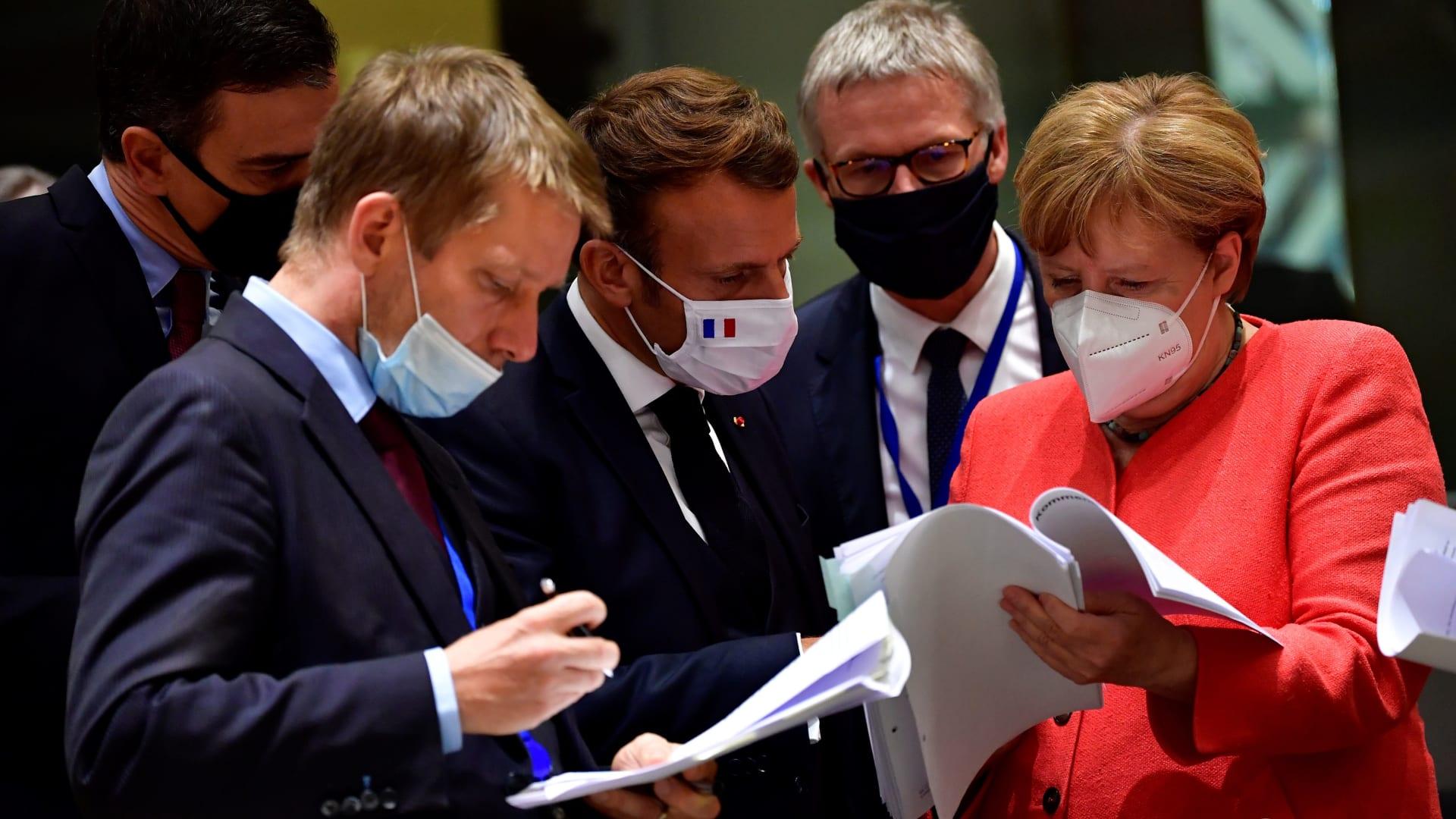 الاتحاد الأوروبي يسجل أسوأ انكماش اقتصادي منذ تأسيسه.. وإسبانيا تسقط في الكساد