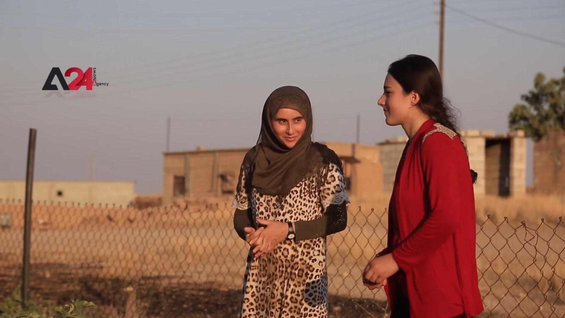 """أيزيدية تروي قصة اختطافها على يد داعش بالعراق و""""مشهد لا يفارقها"""""""
