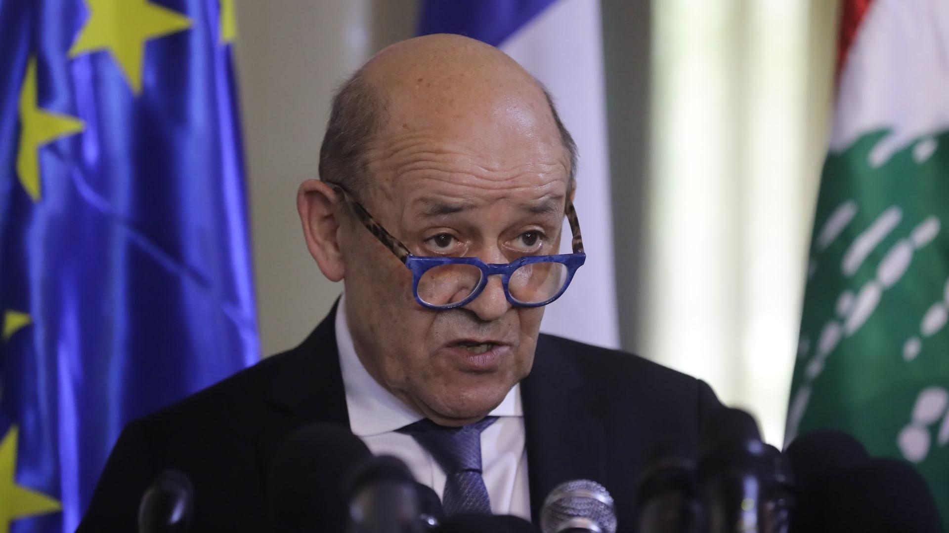 """الخارجية الفرنسية: الأولوية لتشكيل سريع لحكومة لبنانية """"تثبت نفسها"""""""