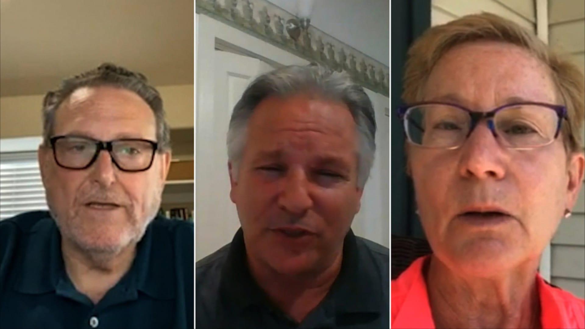 جمهوريون يؤيدون المرشح الديمقراطي جو بايدن في المؤتمر الوطني للحزب
