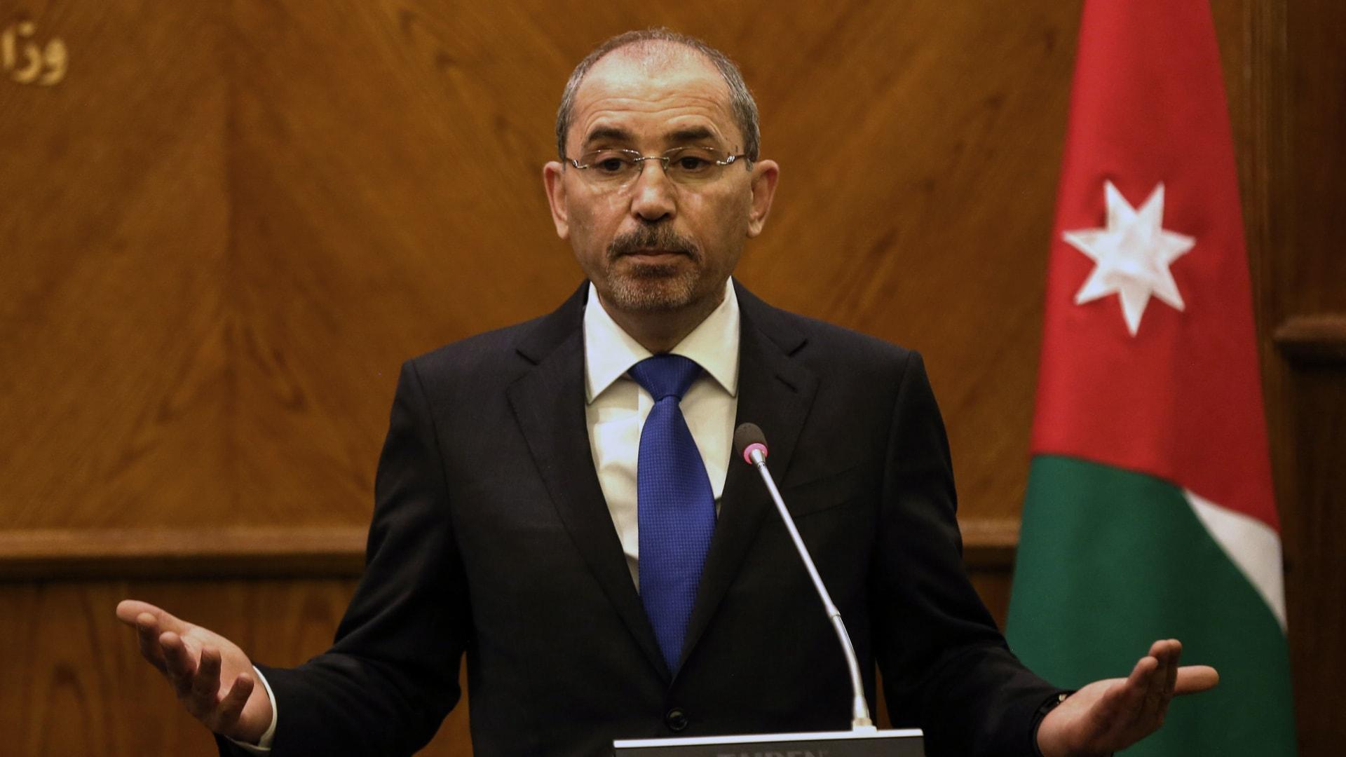 الأردن: إعلان إسرائيل وقف الضم متطلب أساسي لقيام دولة فلسطين