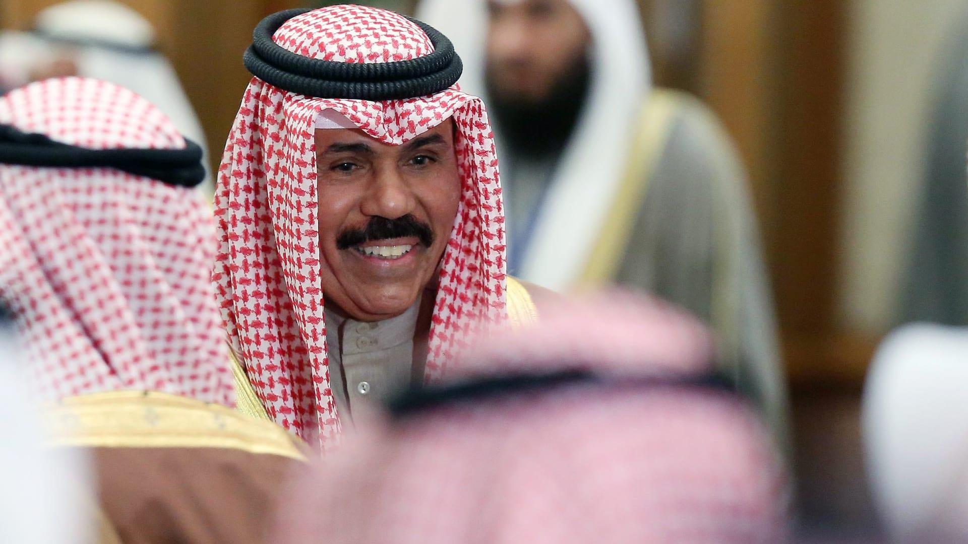 """ولي عهد الكويت يحذر من """"فتنة التسريبات"""".. ويتعهد بمحاسبة جميع الفاسدين"""