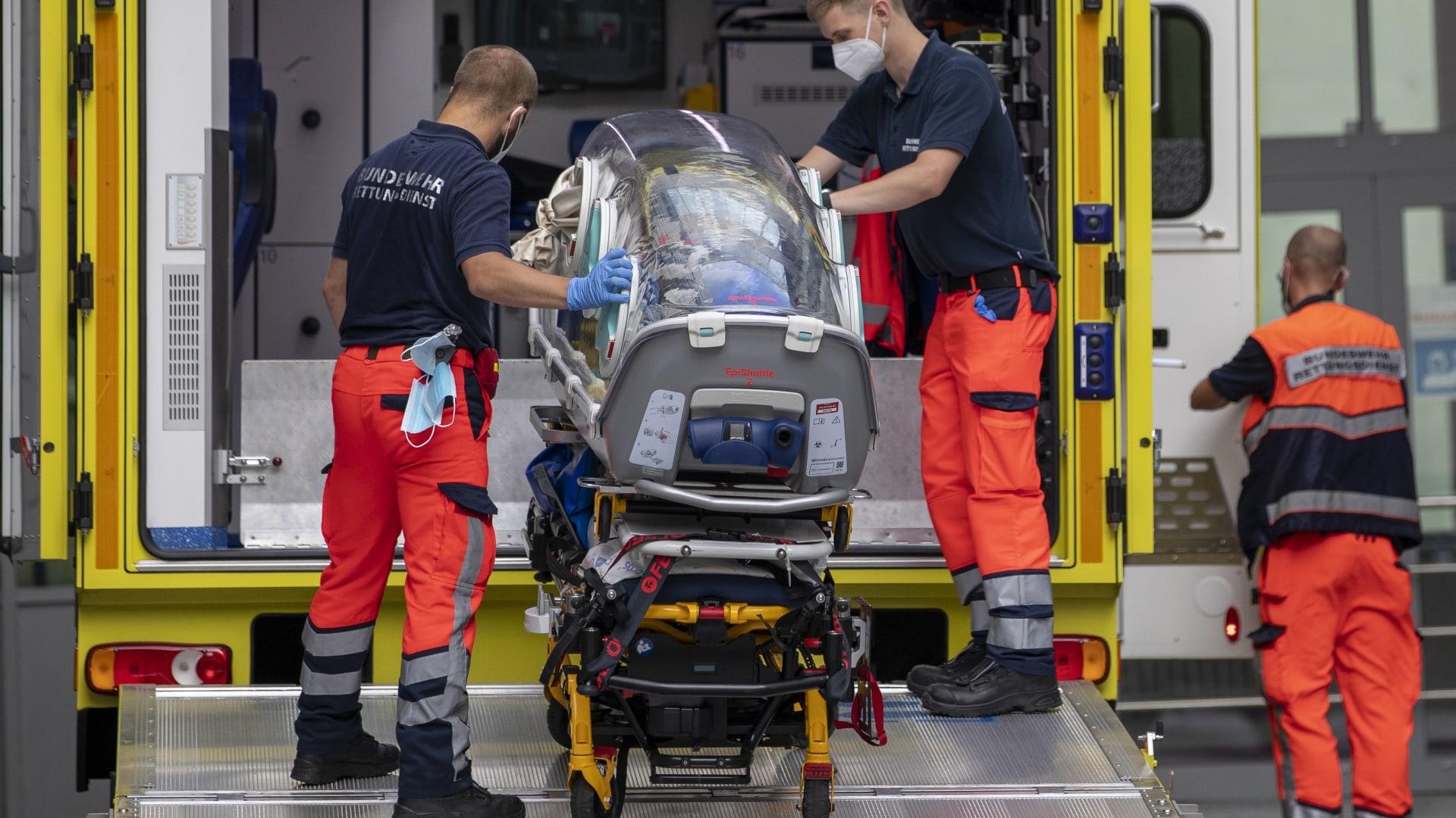 ألمانيا.. مستشفى يكشف آخر تطورات الحالة الصحية لقائد المعارضة الروسية