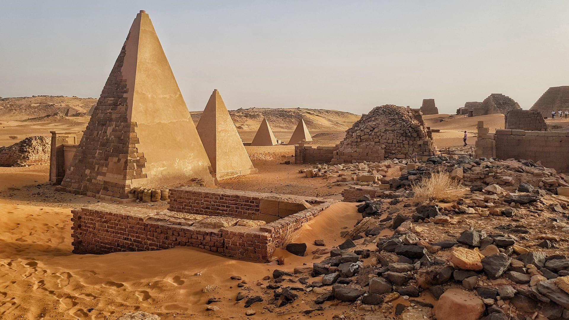 مدينة مروي السودان