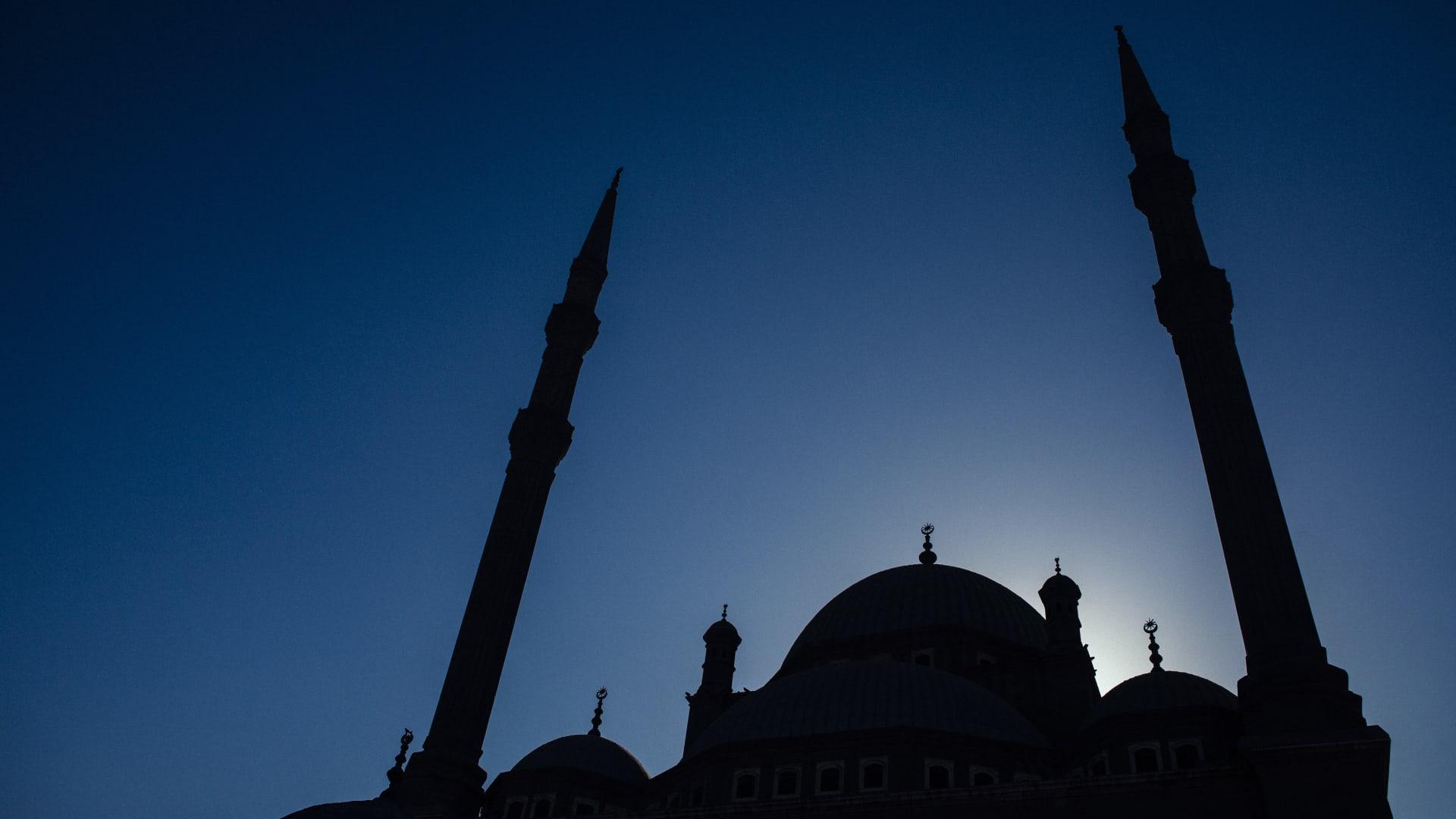 صورة أرشيفية (تعبيرة) لمسجد في مصر