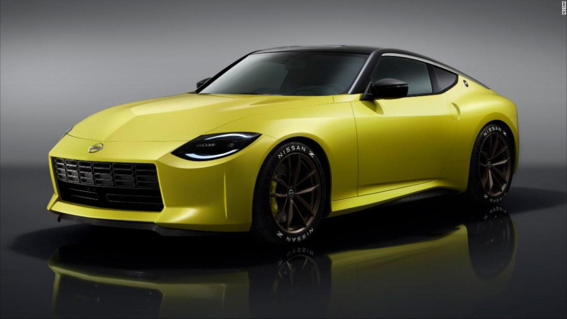 لأول مرة منذ أكثر من عقد.. نيسان تكشف عن سيارة رياضية من فئة Z