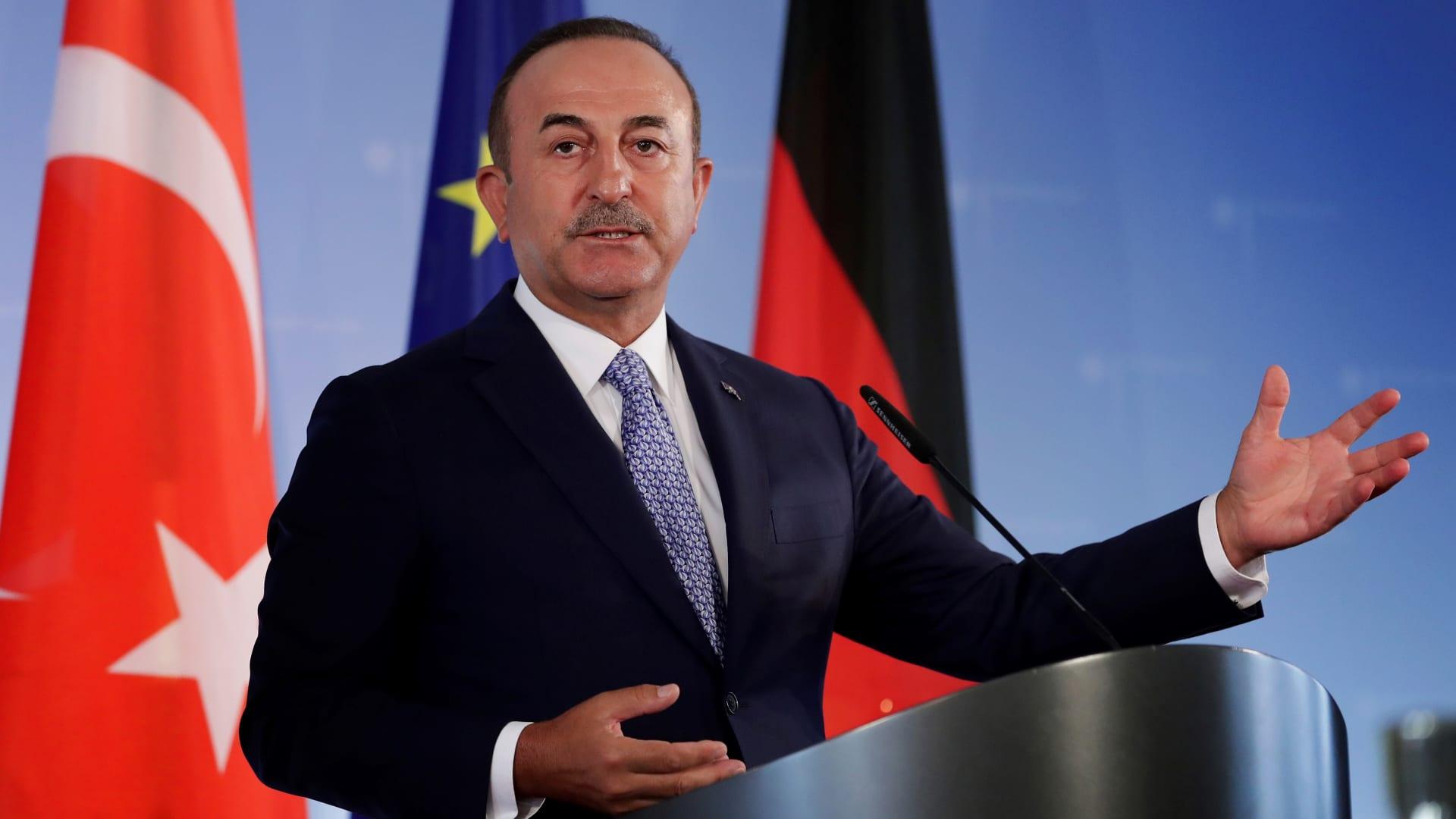"""مصر ترد تصريحات وزير الخارجية التركي """"السلبية"""" حول التطورات منذ """"30 يونيو"""""""