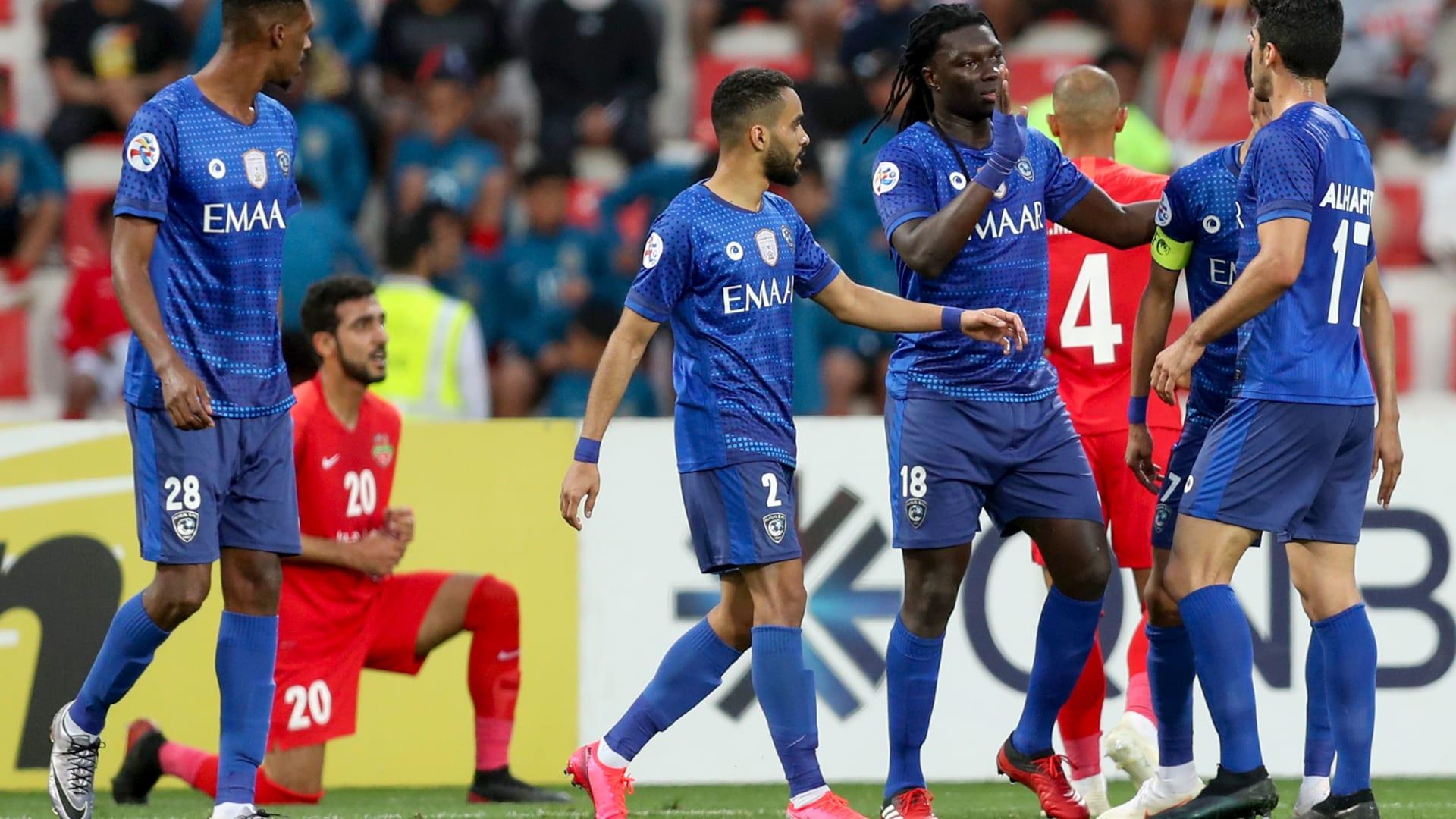 ارتفاع عدد لاعبي الهلال السعودي المصابين بكورونا إلى 15