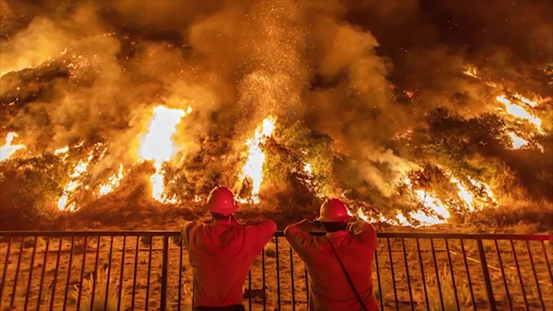 من أمريكا إلى إندونيسيا.. هذه هي الحرائق التي اجتاحت العالم عام 2020