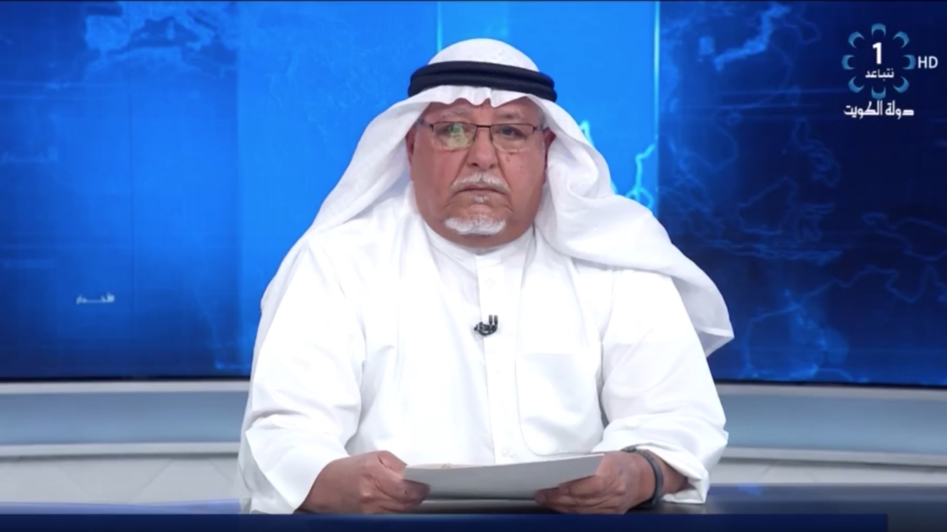 شاهد.. لحظة إعلان وفاة أمير الكويت الشيخ صباح الأحمد الجابر الصباح