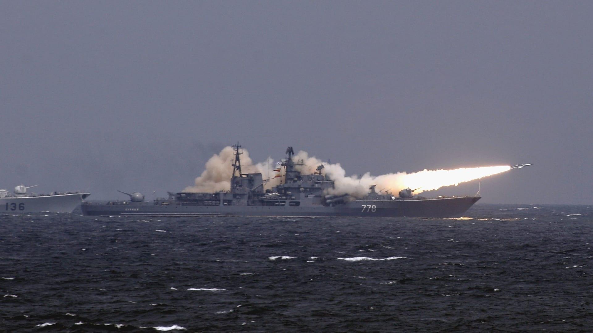 حلق لارتفاع 28 كيلومترًا.. روسيا تختبر صاروخًا أسرع من الصوت 8 مرات