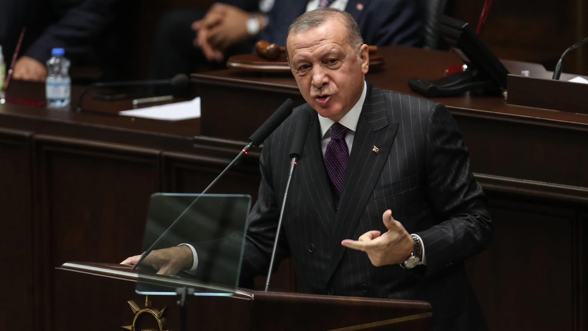 أردوغان يعتزم الإعلان عن كميات الغاز المكتشفة بالبحر الأسود