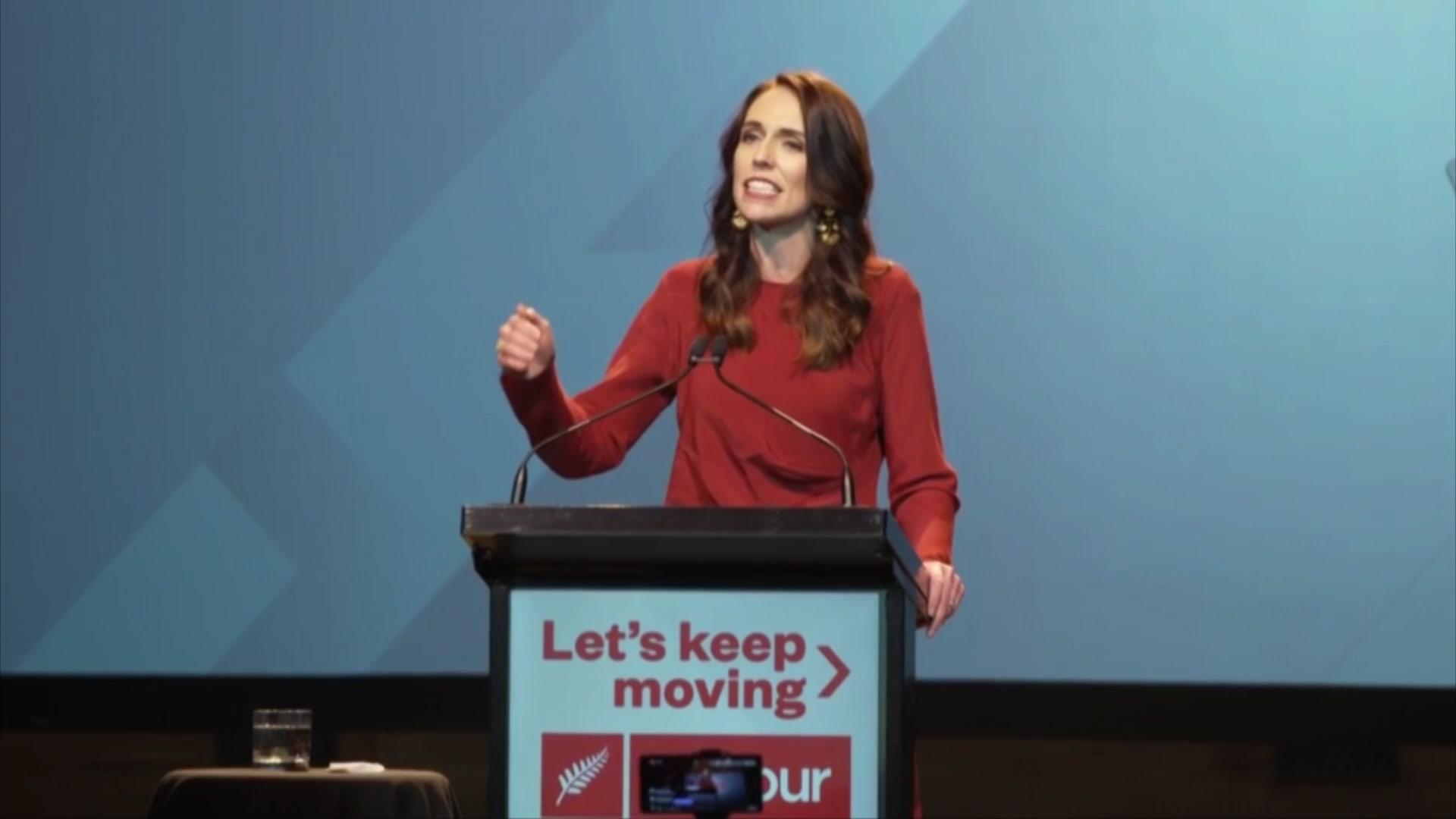 بعد فوزها بالانتخابات.. رئيسة وزراء نيوزيلندا: سنواصل محاربة فيروس كورونا