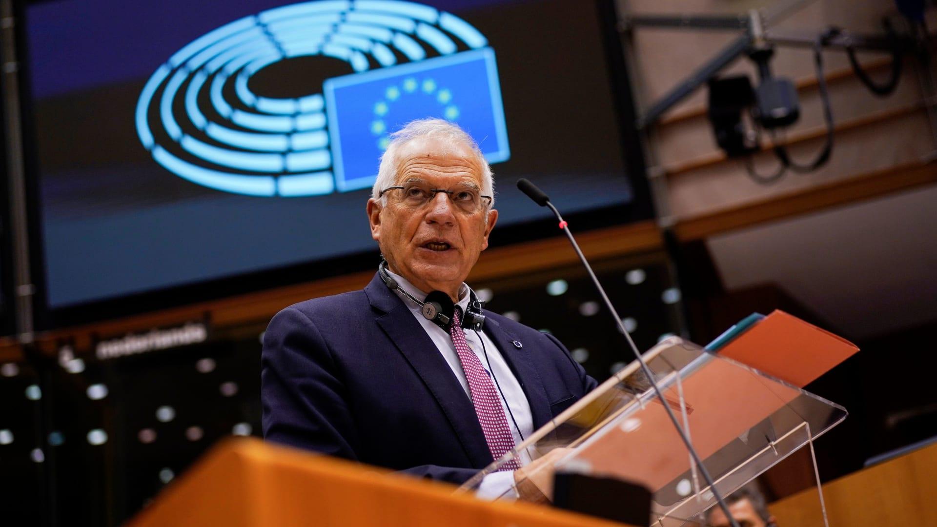 الاتحاد الأوروبي: اتفاق سد النهضة في متناول مصر والسودان وإثيوبيا.. ولا وقت للتوترات