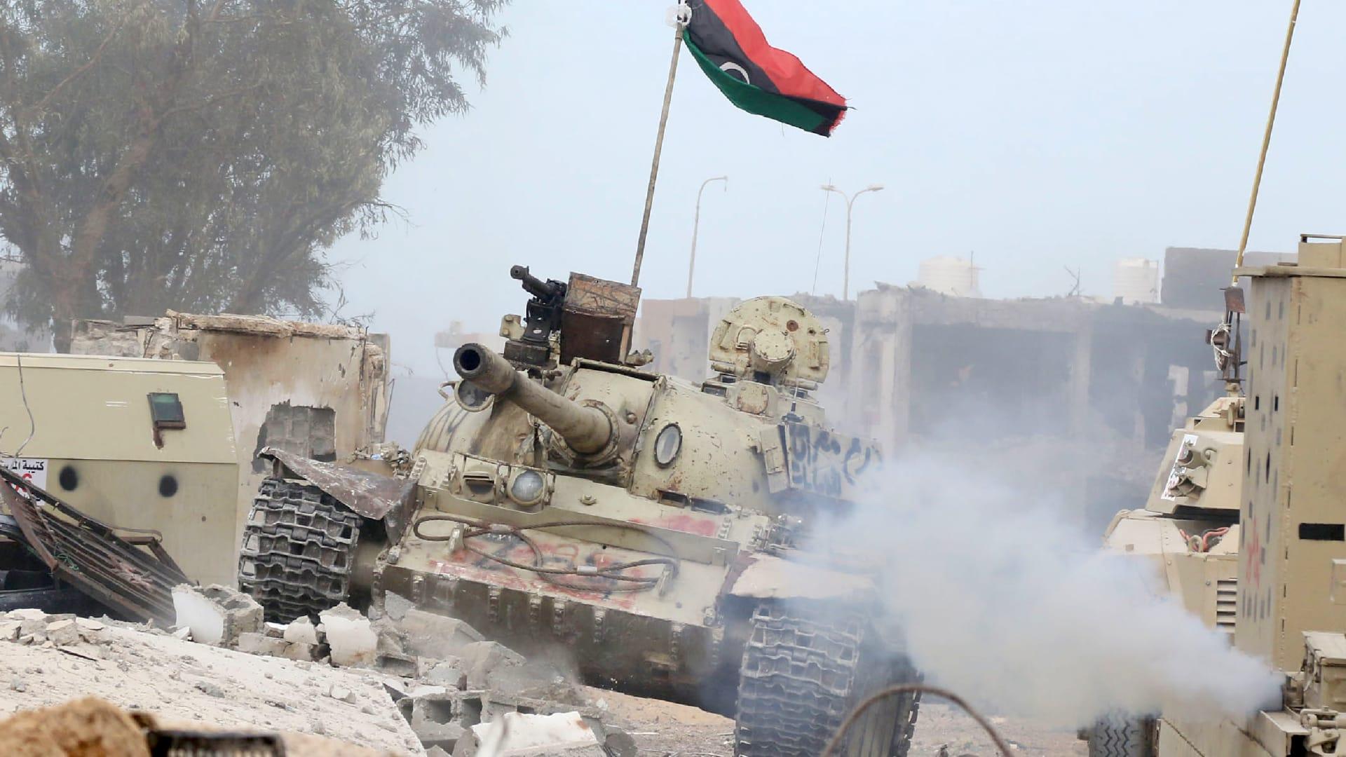 قوات حفتر تُعلق على الاتفاق القطري مع حكومة الوفاق.. فكيف وصفت الخطوة؟