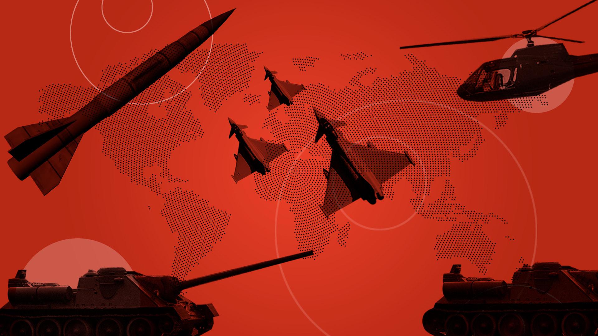 السعودية أكثر الدول استيراداً للأسلحة العسكرية.. أيها الأكثر تصديراً؟