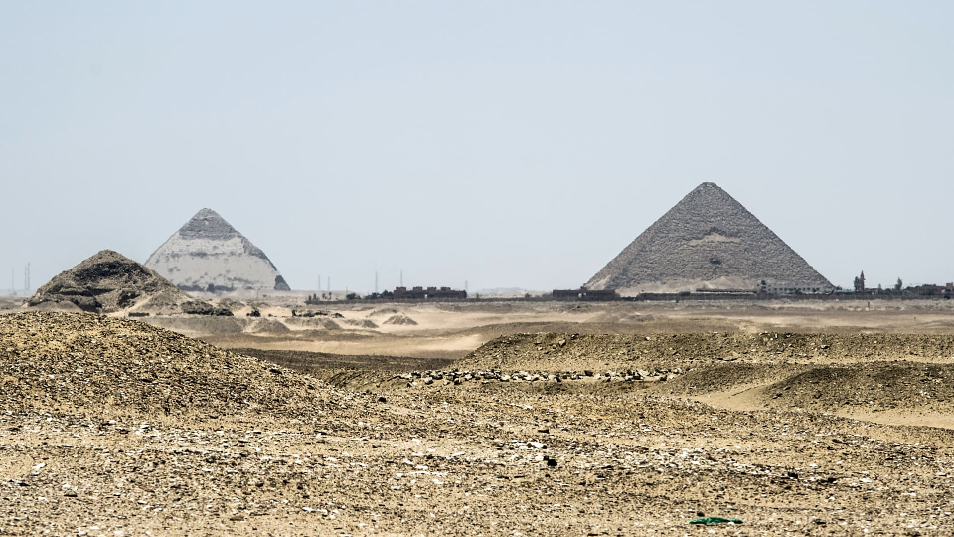 تفاعل رواد التواصل الاجتماعي بعد إعلان مصر عن أكبر كشف أثري في عام 2020
