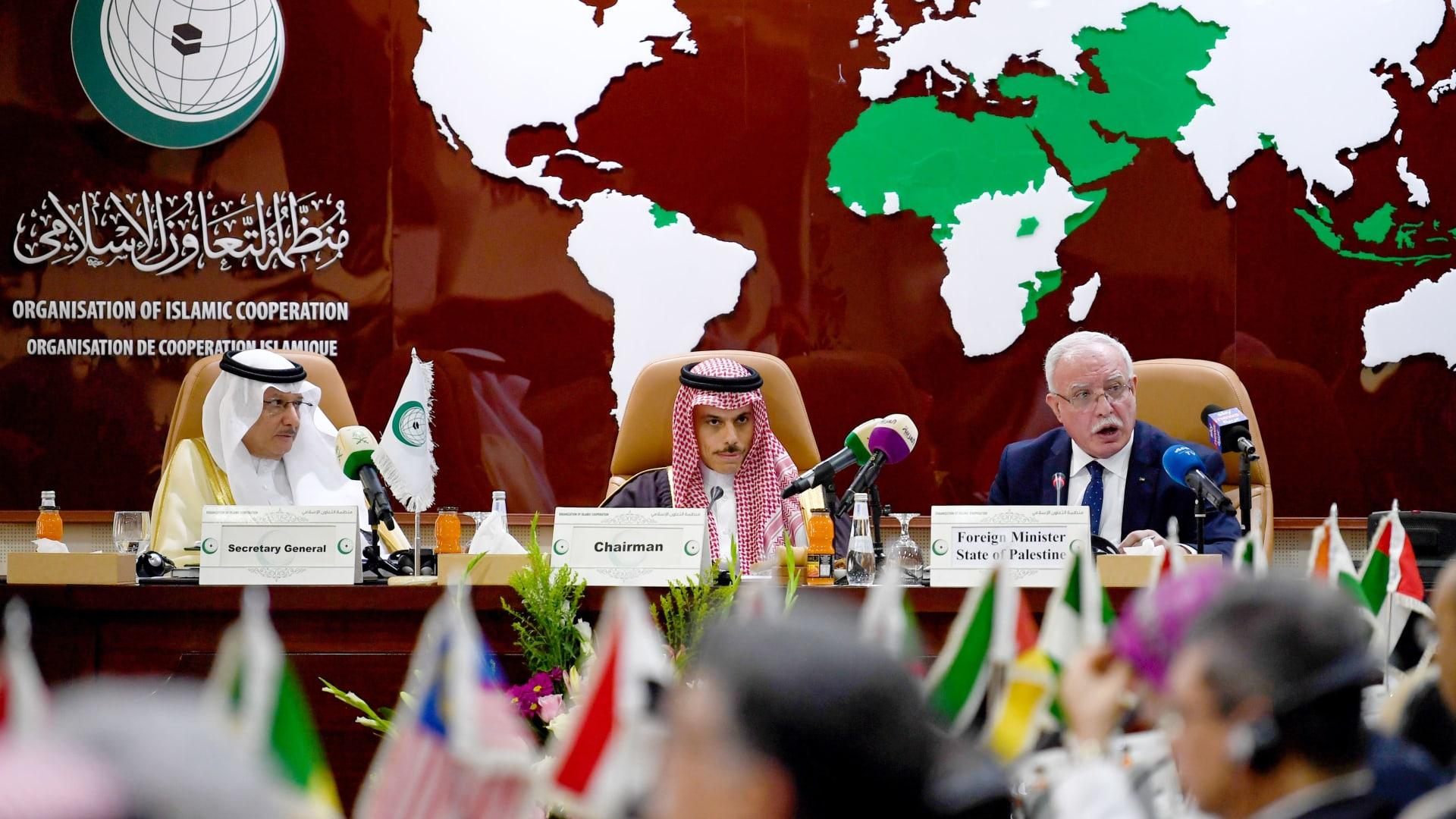 """""""التعاون الإسلامي"""" تنتخب أمينًا عامًا جديدًا.. وتدين الرسوم المُسيئة للرسل"""