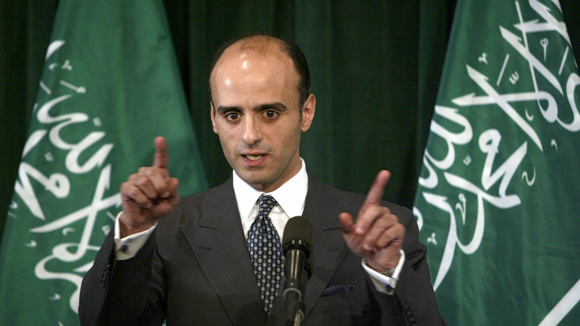 الجبير يرد على ظريف: سيتهم السعودية بالتسبب بزلزال أو فيضان.. والمملكة لا تتبع سياسة الاغتيالات