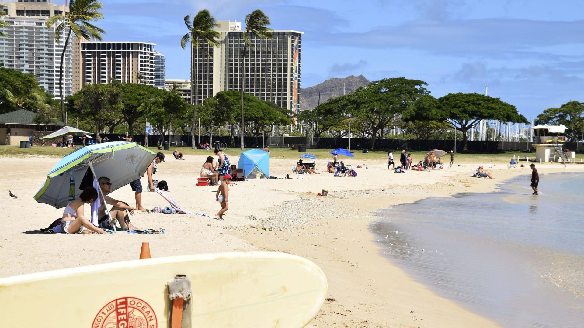 تعمل عن بعد؟ هاواي ستقدم لك رحلة ذهاب وإياب مجانية للعيش بها