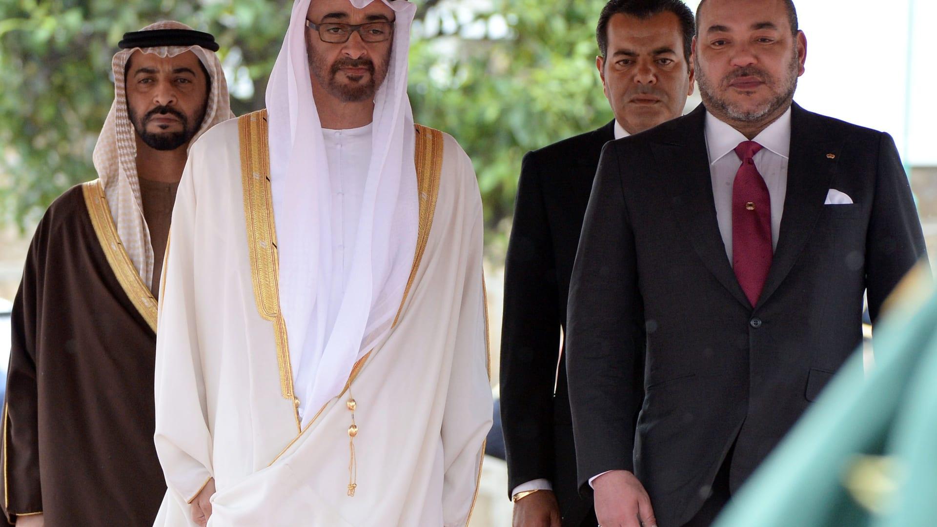 محمد بن زايد: استئناف المغرب علاقاتها مع إسرائيل خطوة سيادية تعزز استقرار المنطقة