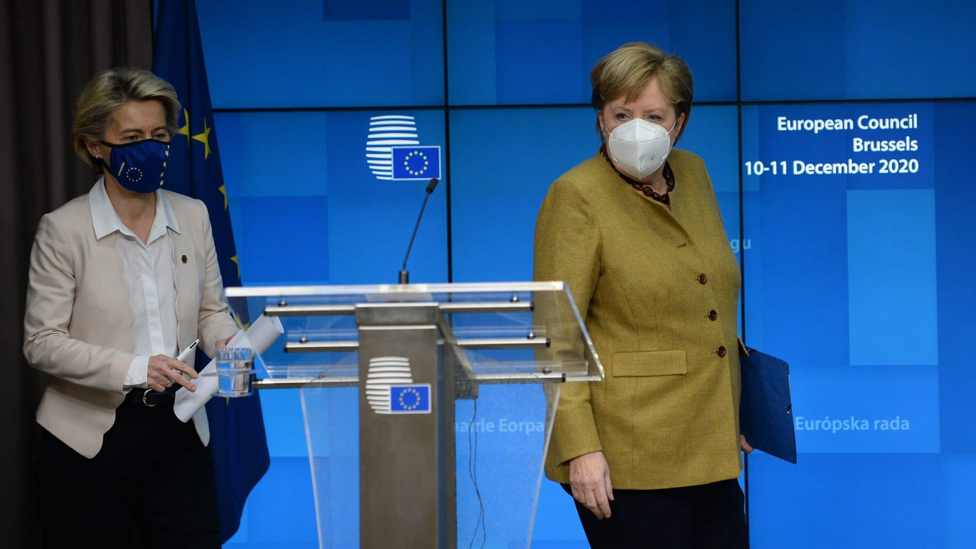 الاتحاد الأوروبي يفرض عقوبات جديدة على تركيا.. وأنقرة: تضر بالمصالح المشتركة