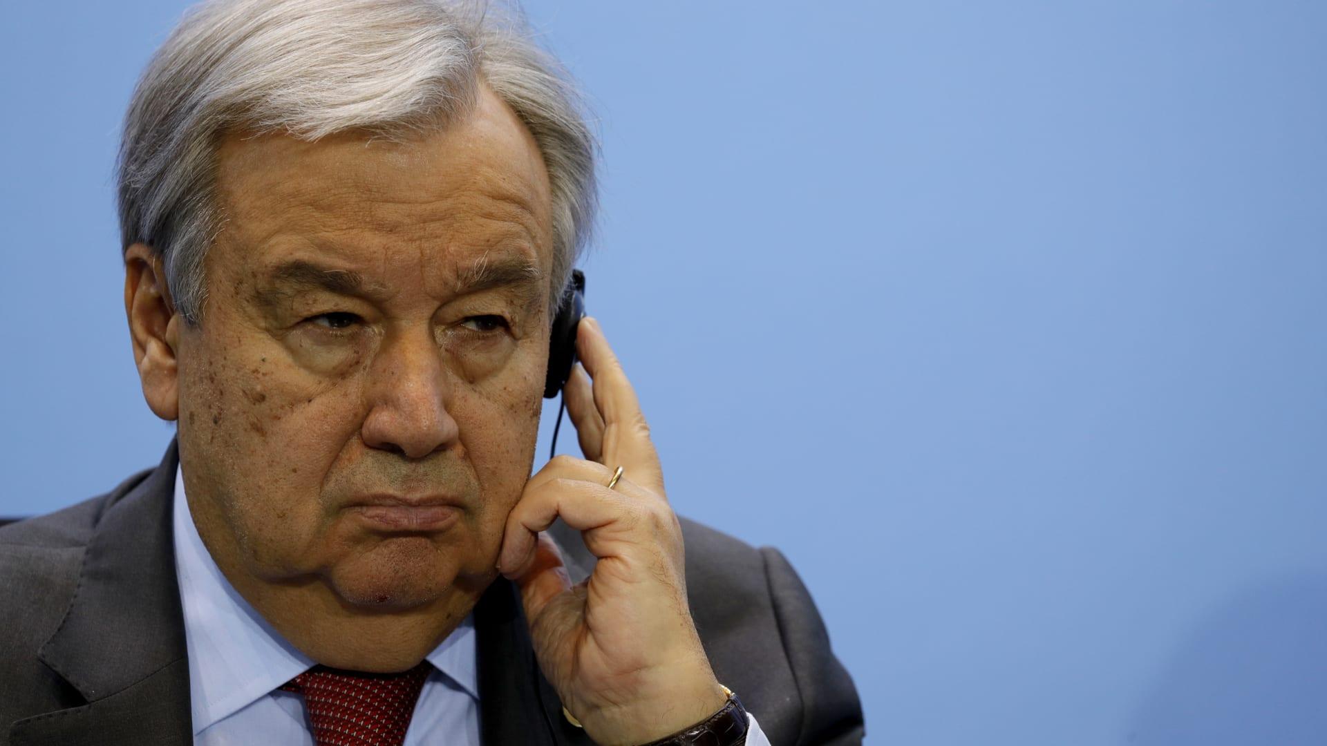 قضية اغتيال الحريري.. الأمين العام للأمم المتحدة يعلق على الأحكام بحق سليم عياش