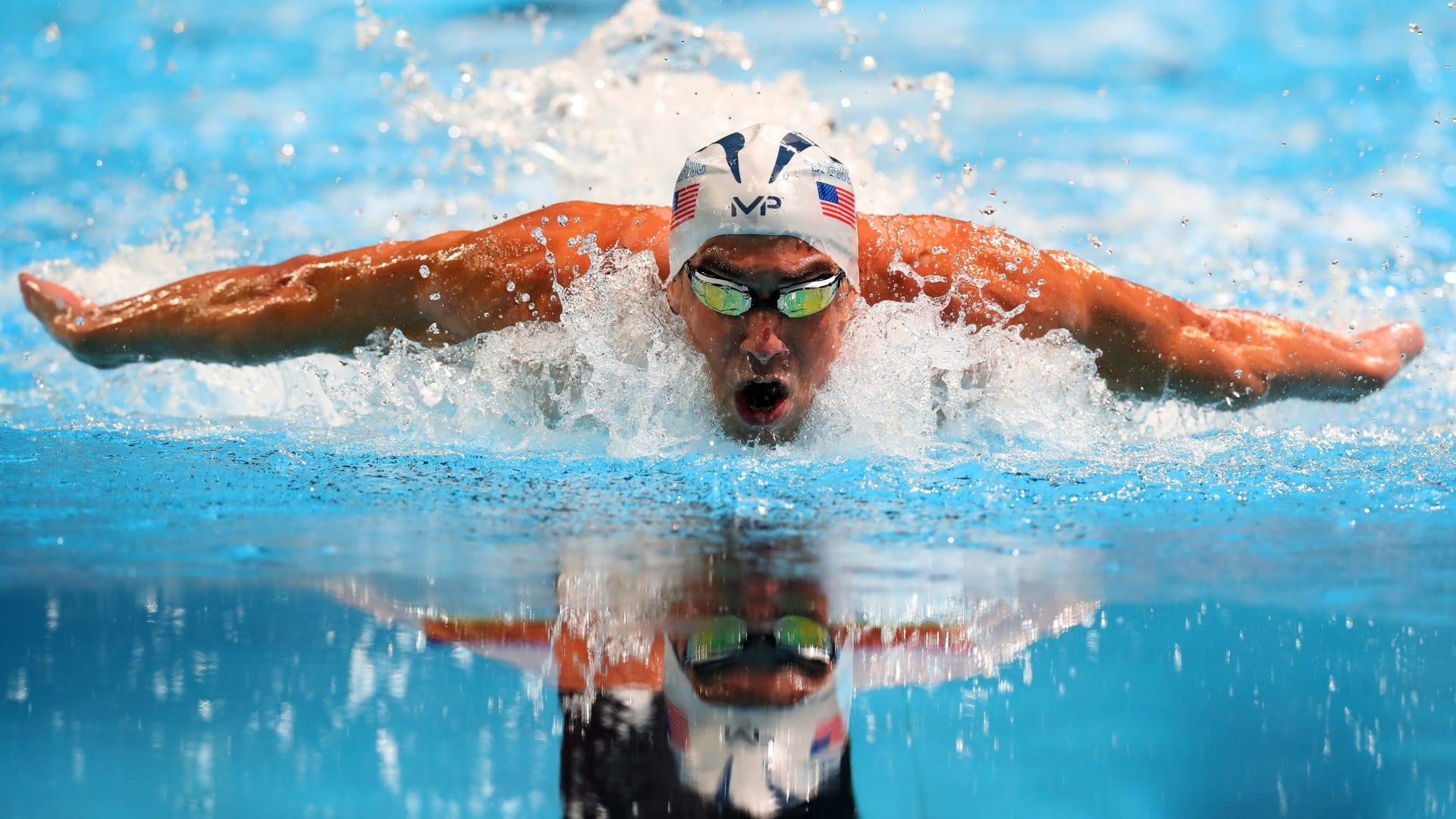السباح العالمي مايكل فيلبس لـCNN: ألعاب أولمبياد 2021 لن تكون نظيفة