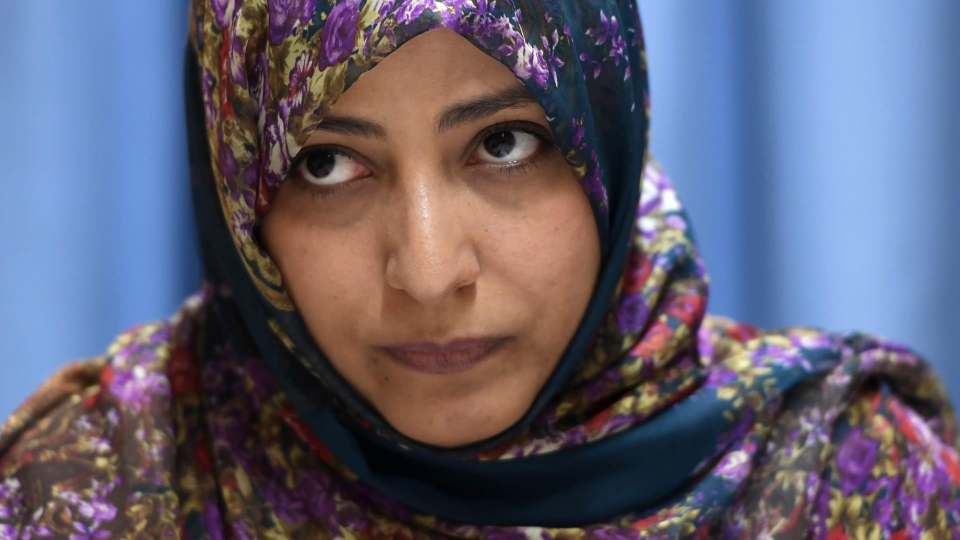 توكل كرمان: الحوثيون استولوا على منزلي ومكتبي في صنعاء.. وهذا طبع اللصوص