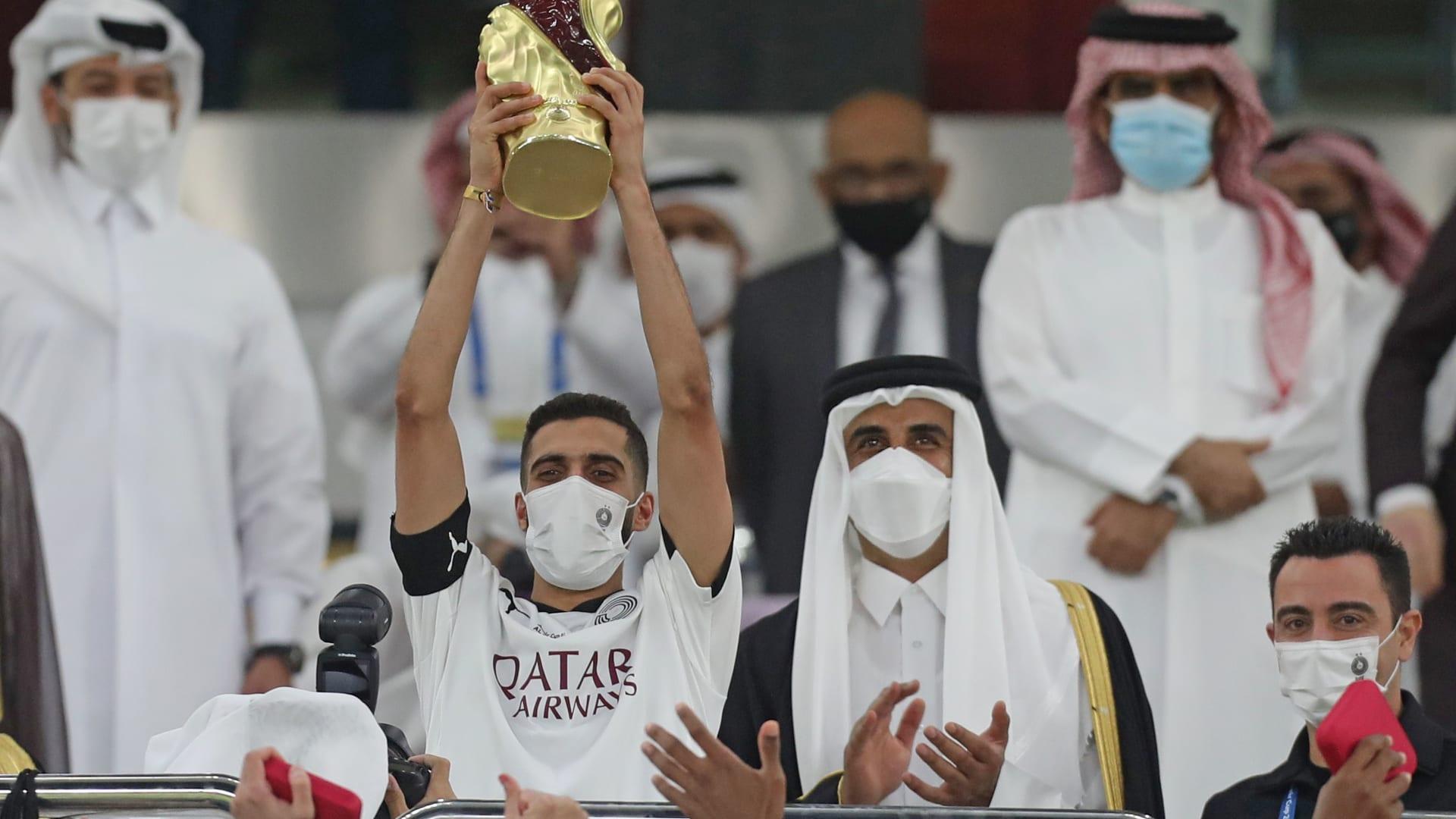السد يُتوج بكأس أمير قطر للمرة الـ17 بحضور تميم بن حمد