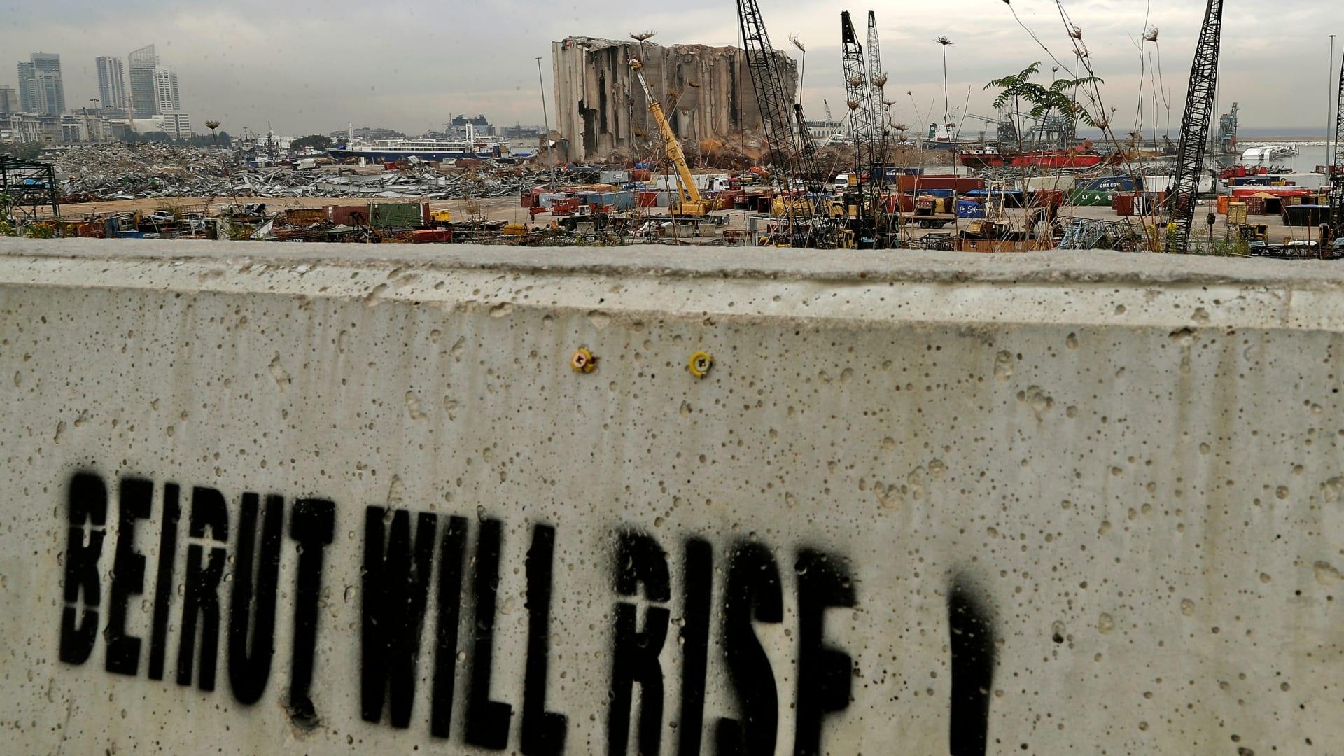 من الانهيار الاقتصادي إلى انفجار المرفأ.. هكذا عانى لبنان في 2020