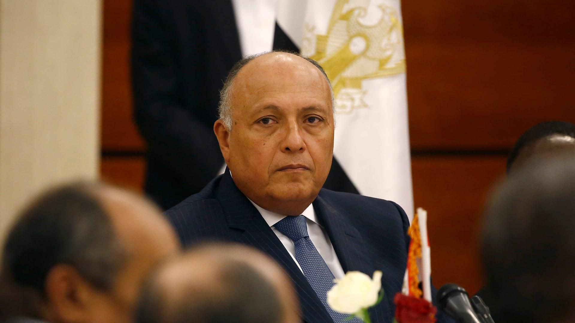"""الخارجية المصرية: تصريحات مُتحدث الخارجية الإثيوبية """"تجاوز سافر"""" ذي """"نبرة عدائية"""""""