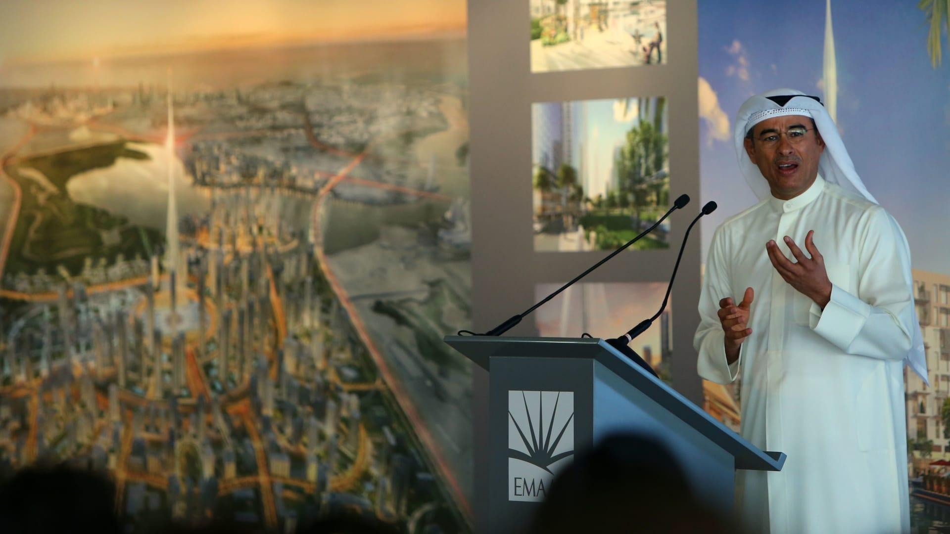 محمد العبّار: هذه أفضل المشاريع التي يجب الاستثمار بها في 2021