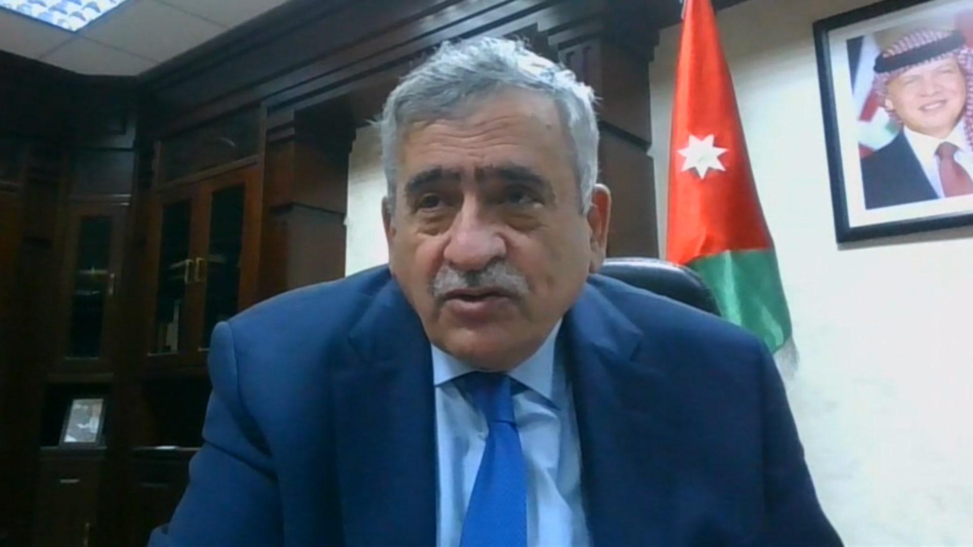 وزير الصحة الأردني: نعتقد أن كل الناس على أرض الأردن لهم الحق في أخذ اللقاح بمن فيهم اللاجئين