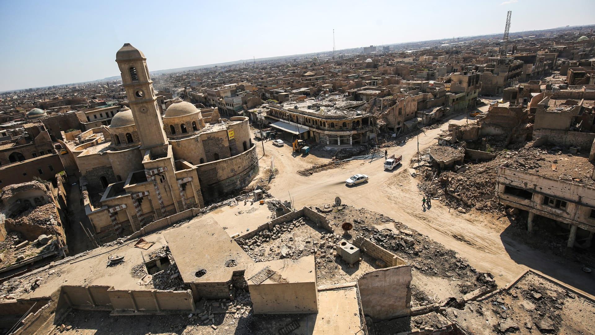 """أهم معالم مدينة موصل العراقية تعود للحياة بمشروع """"موصل الفن والحياة""""..كيف؟"""