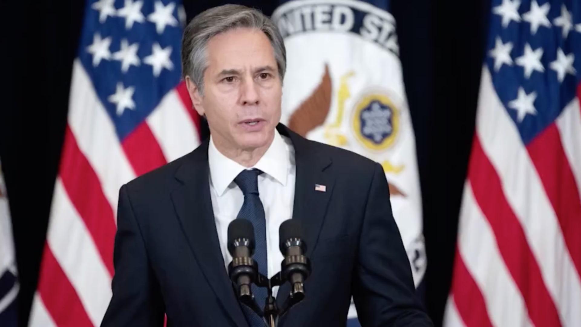 الصين تهاجم أمريكا بأول مكالمة مع وزير الخارجية الجديد بلينكن.. إليك التفاصيل