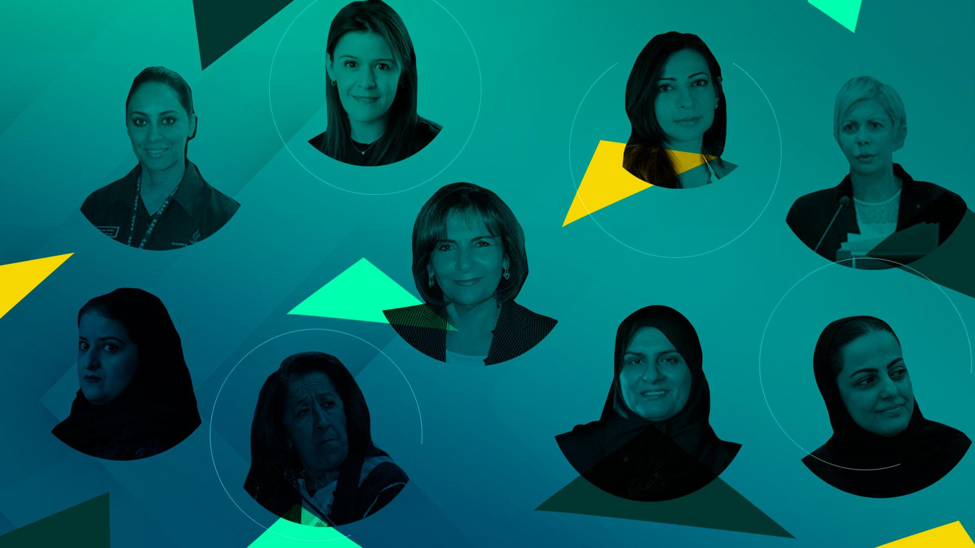 من هن سيدات الأعمال العربيات الأكثر نفوذاً في 2021؟