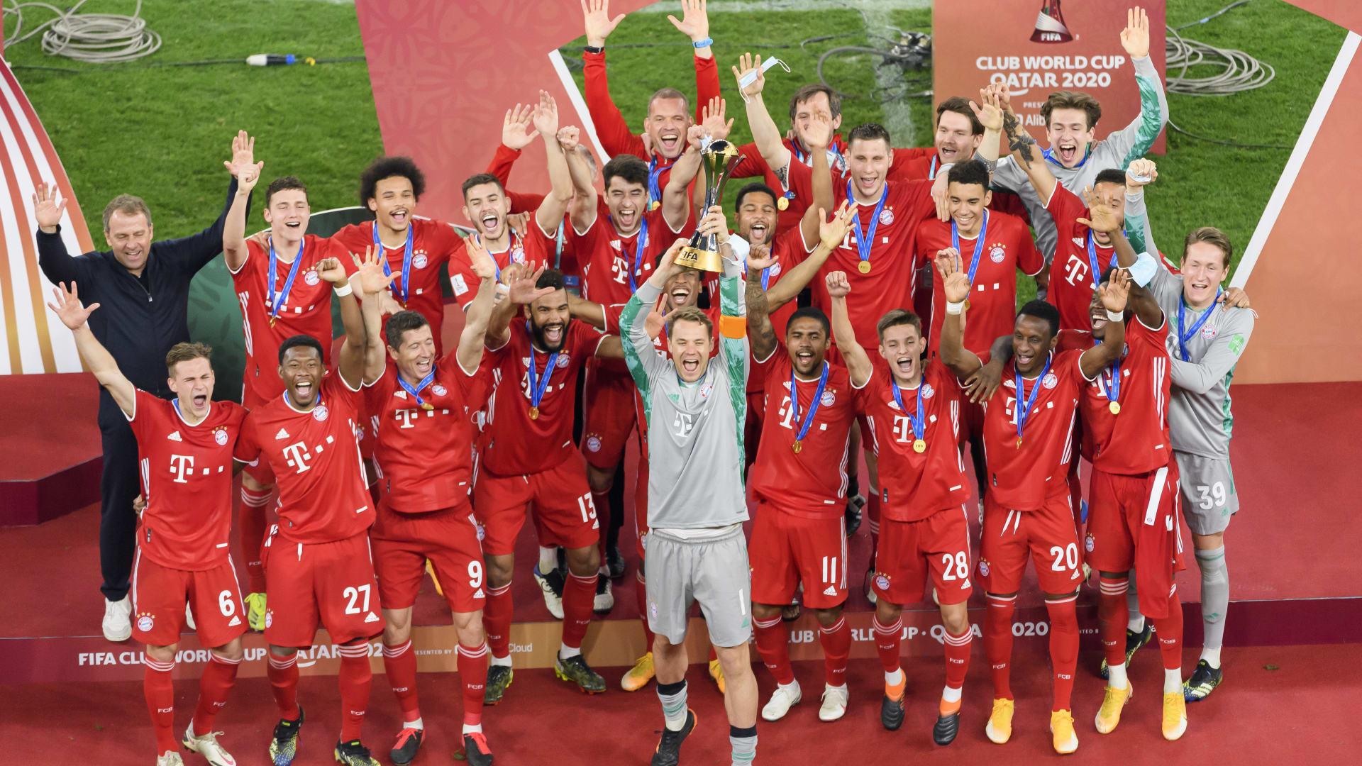 بايرن ميونخ يفوز بكأس العالم للأندية في قطر بعد الفوز على تيجريس أونال المكسيكي