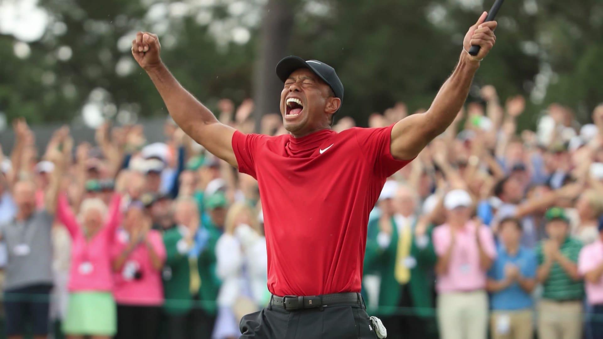 تايغر وودز.. نظرة على انتصارات ومحن نجم الغولف العالمي