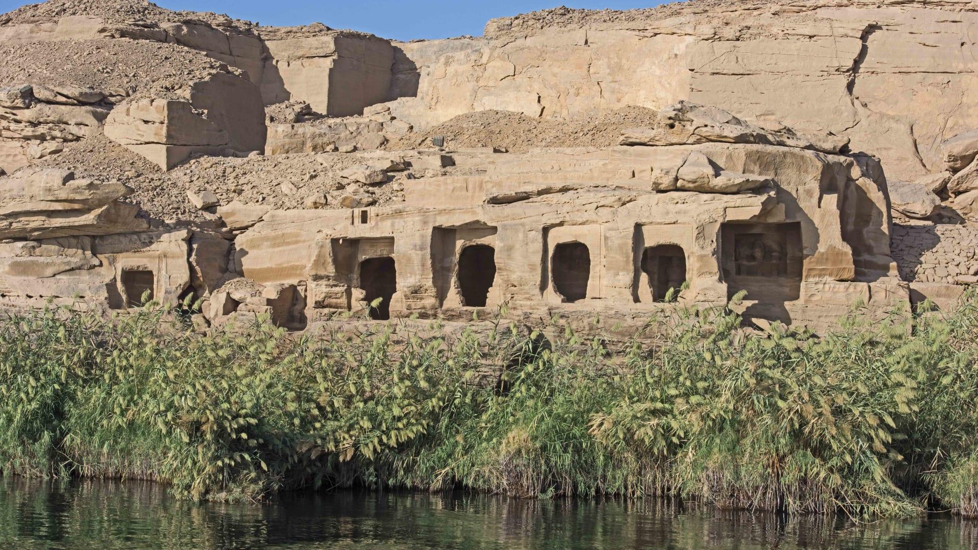 جبل السلسلة في مصر
