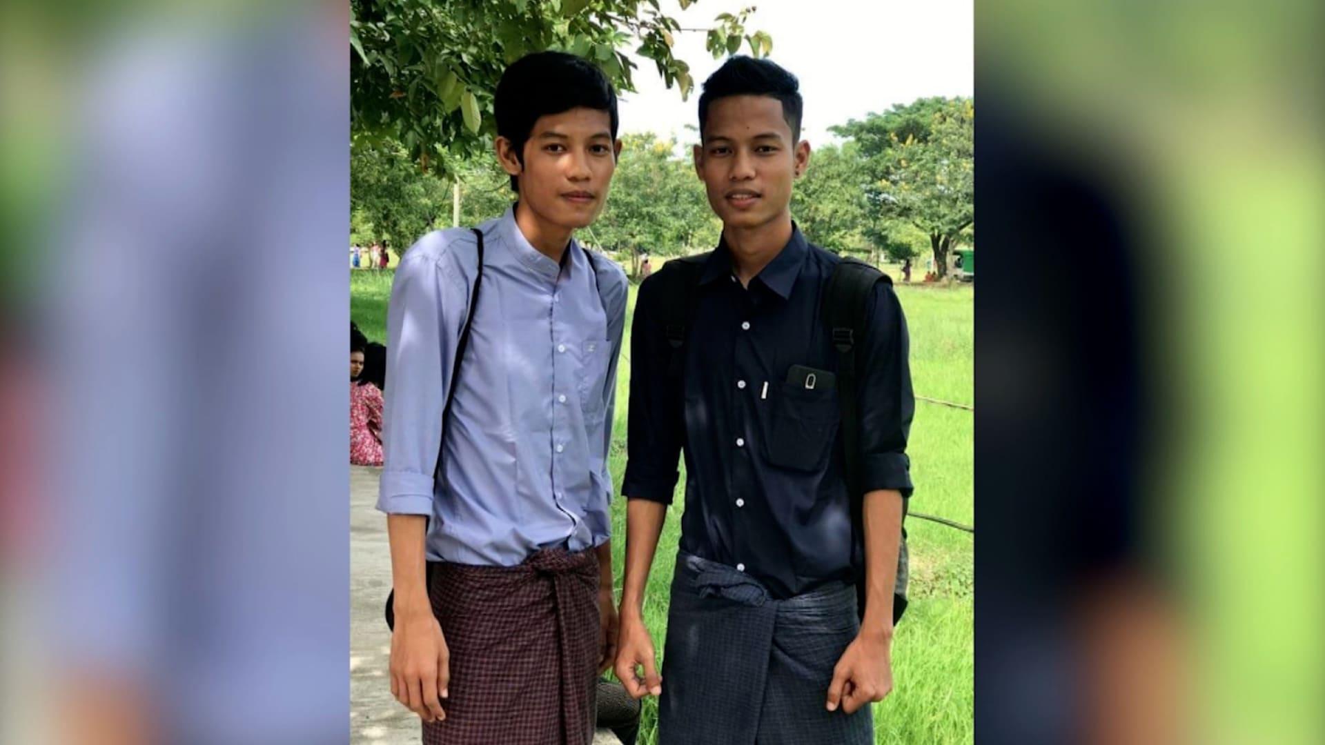 متظاهر ينعي توأمه بعد أن نزف حتى الموت.. في أكثر الأيام دموية في ميانمار