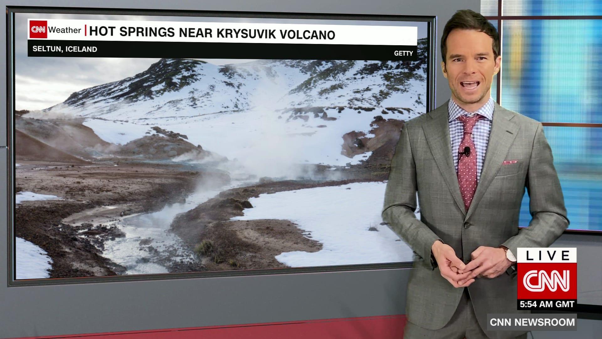 آيسلندا تشهد 17 ألف زلزال في أسبوع واحد.. ومخاوف من ثوران بركاني