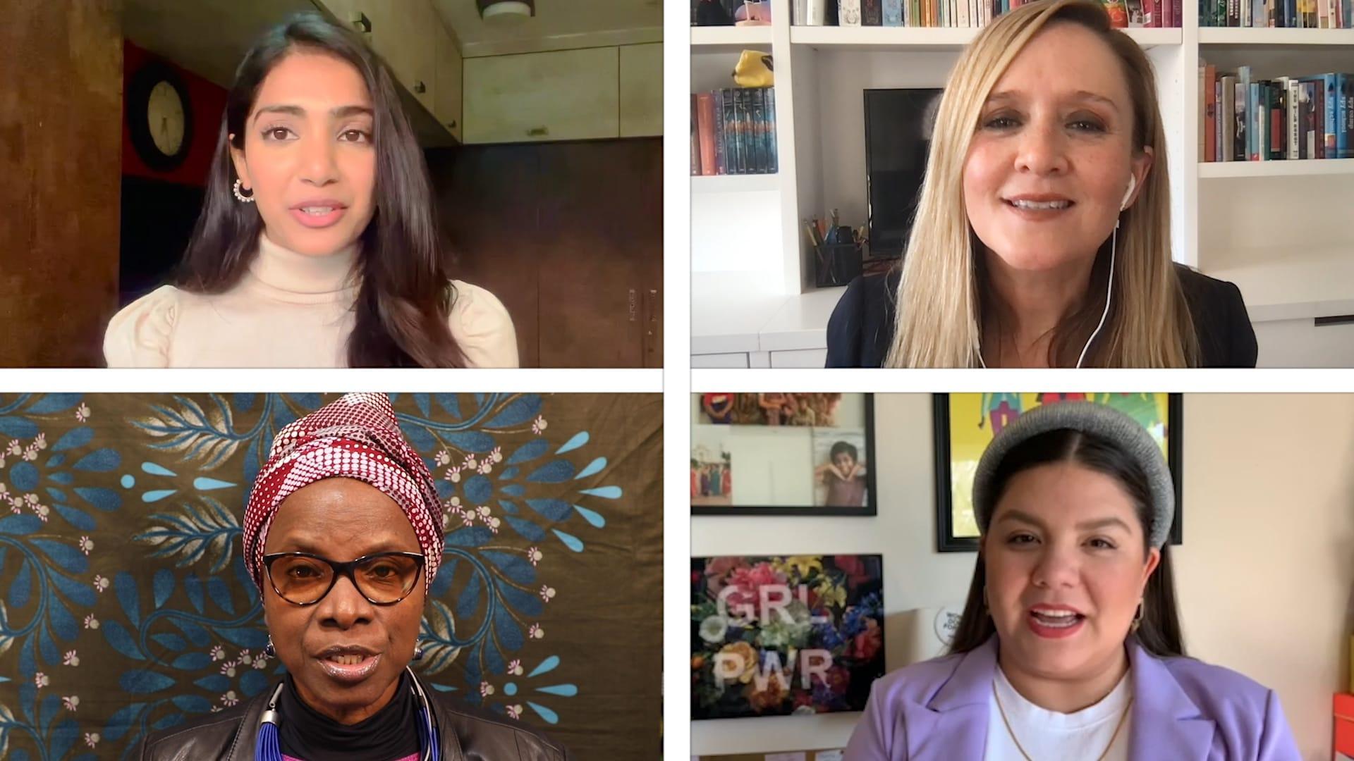 بمناسبة اليوم العالمي للمرأة..نساء من حول العالم يشاركن دروساً من جائحة كورونا
