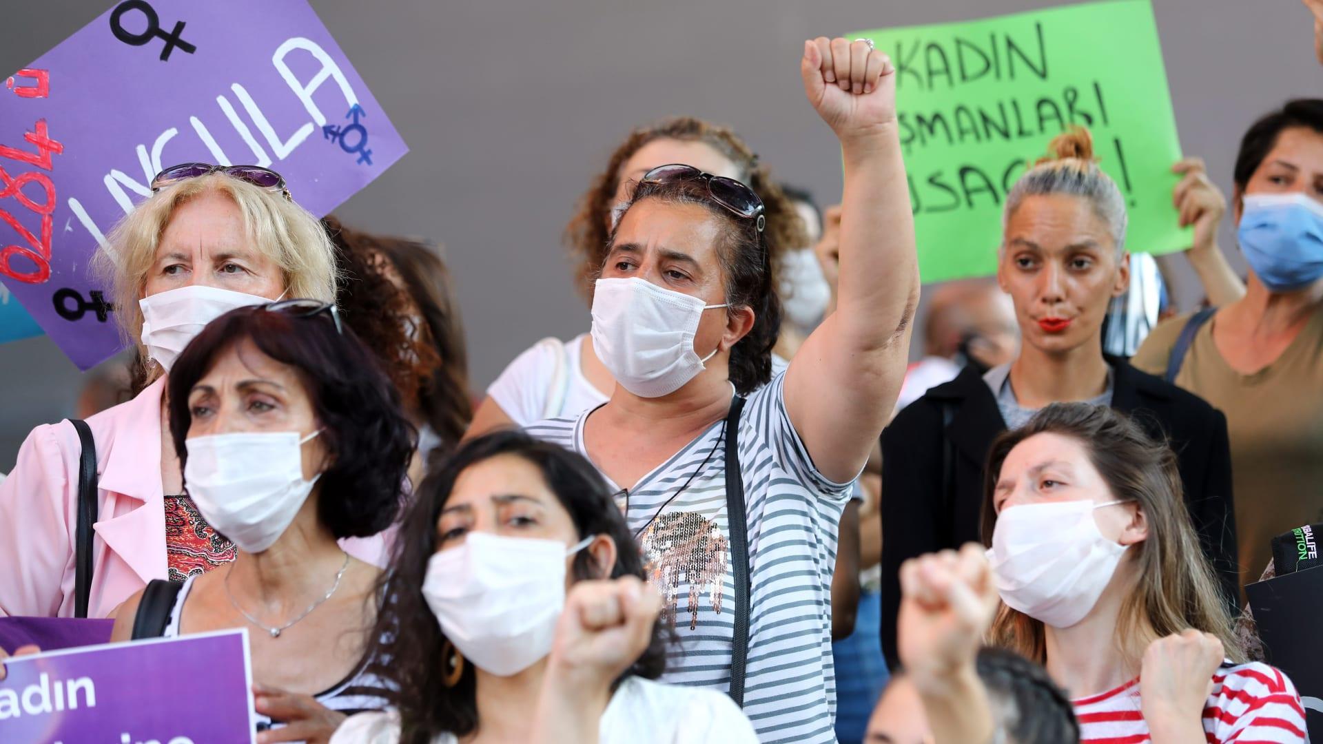منظمة الصحة العالمية: تتعرض 1 من 3 نساء للعنف بالعالم ولا يعكس هذا الرقم تأثير جائحة كورونا